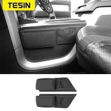 TESIN Stowing לסדר עבור פורד F150 Raptor רכב Gear Shift אחסון תיק ארגונית מגש אביזרי עבור פורד F150 Raptor 2009 2014