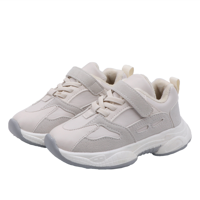 Autumn Boys Sport Shoes For Baby White Kids Sneakers Children Fashion Trainers Running Shoe 1 2 3 4 5 6 7 8 9 10 11 12 Year Old