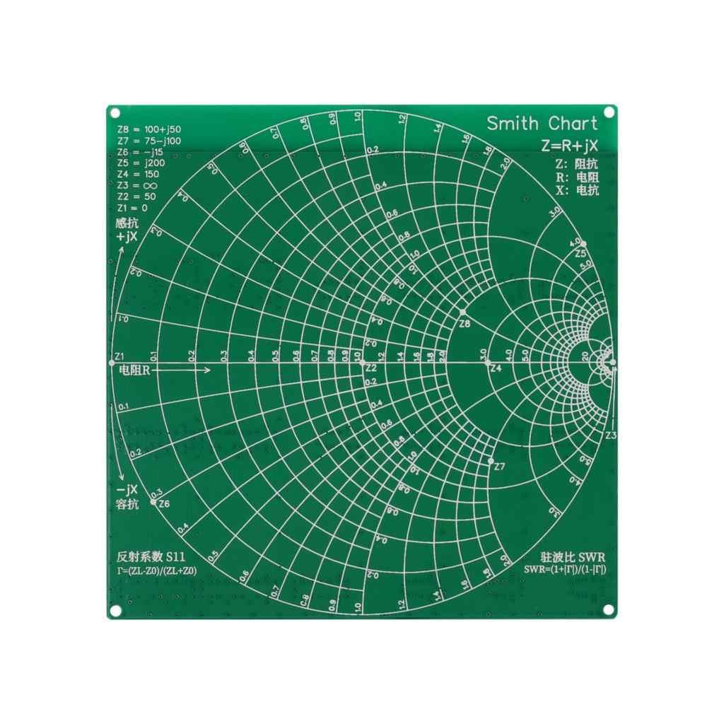 Yeni RF Demo kiti NanoVNA RF test cihazı kurulu filtre zayıflatıcı NanoVNA-F vektör ağ analizörü
