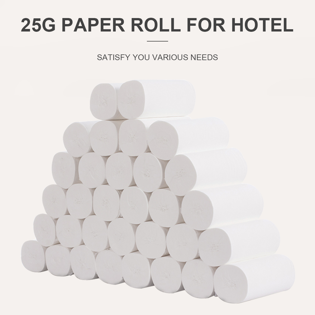 8 Rolls/Lot Thicken 4 Layer Soft Toilet Towels Toilet Roll Paper White Household Bath Tissue Roll Soft For Home Hotel