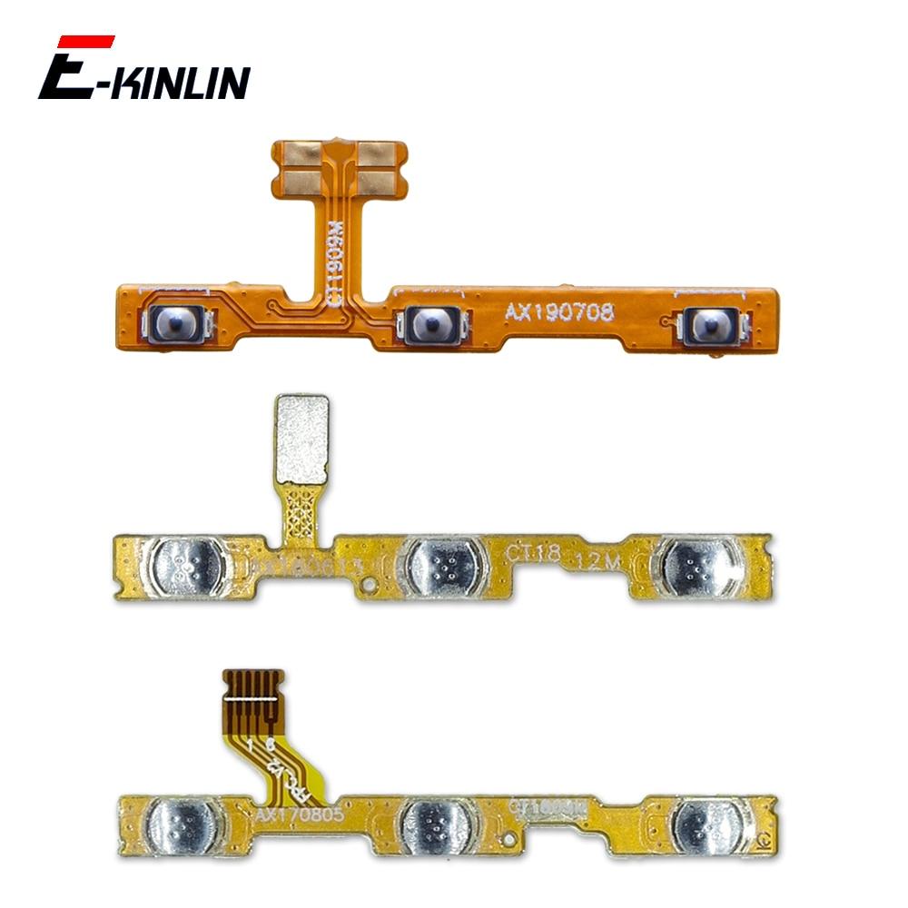 Mute Switch Power Key For XiaoMi Mi 9T Pro 9 8 6 A3 A1 A2 Lite PocoPhone Poco F1 ON OFF Volume Button Flex Cable