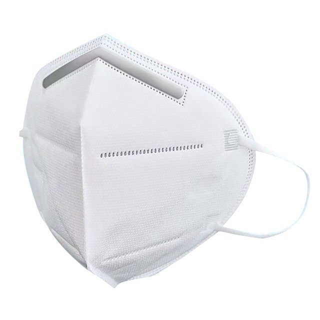 Breathable KN95 Respirator Filter Protection Dust Respirator Light And  Breathable  Respirator Fresh 3D Fitting  1 Pcs