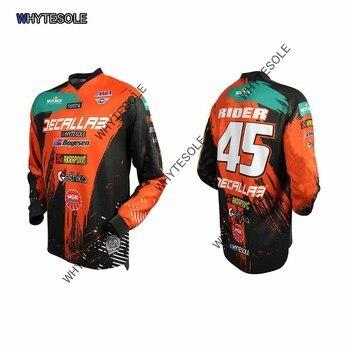 Camiseta de motocross enduro para hombre, maillot de secado rápido para descenso...
