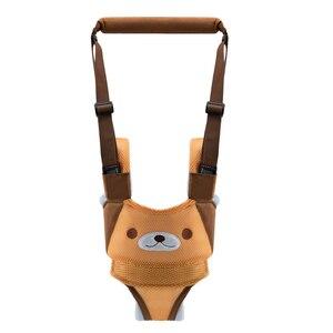 Детские ремни унисекс ручной домашний помощник безопасности ремень для младенцев поводки детские ходунки обучения легко работать Защитна...