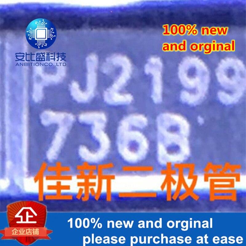 50pcs 100% New And Orginal 1SMA4736 1W6.8V Voltage Regulator Diode DO214AC Silk-screen 736B  In Stock