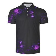 WAMNI модная быстросохнущая рубашка для бадминтона, Повседневная 3D черная рубашка поло, рубашка для бодибилдинга, мужская спортивная Свободная рубашка поло