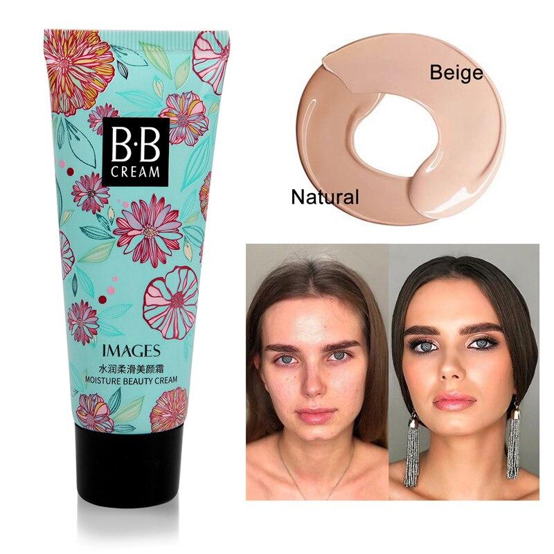 BB Cream Concealer Moisturizing Foundation Base Makeup Bare Whitening Face Beauty Cosmetic Waterproof Longlasting Korean Make Up