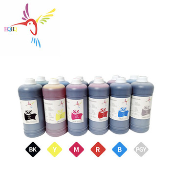 PFI701-PFI707 1000ml Pigment ink Bulk ink for Canon iPF 8100/9100/ 8110/9110 pigment ink for Canon iPF 8100/9100/ 8110/9110