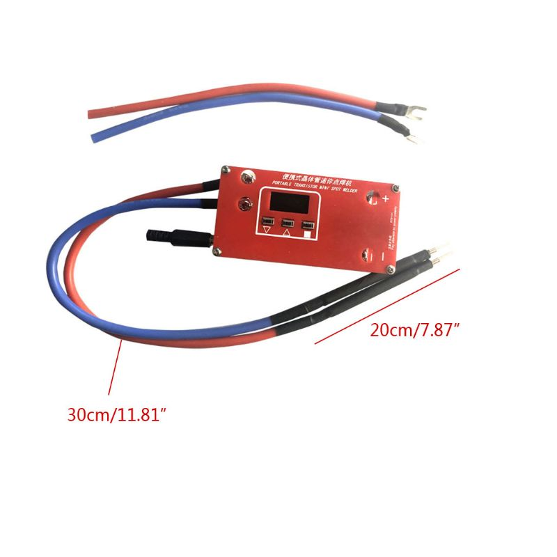 Various DIY Welding For Spot Mini Welder Supplies Battery Power Portable Machine Capcitor Super 18650