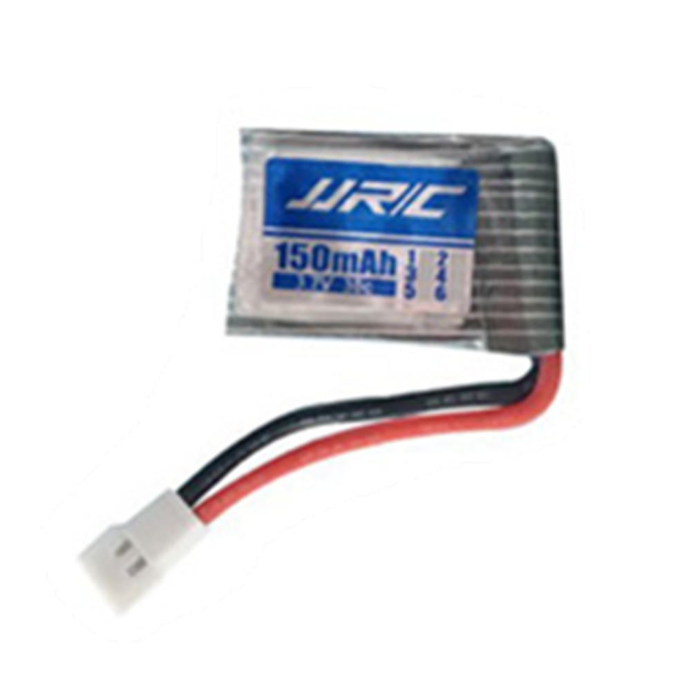3.7V <font><b>150Mah</b></font> 30c <font><b>Battery</b></font> For jjrc H2 H8 H48 U207 Rc Quadclaptar Spare Parts <font><b>3.7</b></font> <font><b>V</b></font> <font><b>150mAh</b></font> Lipo <font><b>Battery</b></font> H8 Drone Toy image