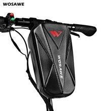 Scooter-Bag Skateboard-Handlebar-Bag Hard-Shell Electric Waterproof EVA WOSAWE Front-Hangs-Bag