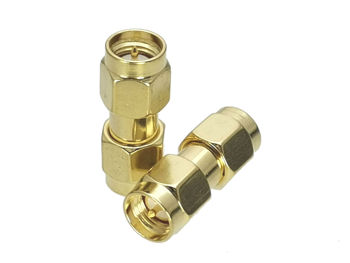 1Pcs Connector SMA Male Plug to RF Adapter Coaxial High Quanlity - discount item  30% OFF Electrical Equipment & Supplies
