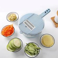 Wheat Straw kitchen tools Cutter Food Chopper Slicer Vegetable Fruits Shredder Multi-function Cutting Kitchen Grinding Device