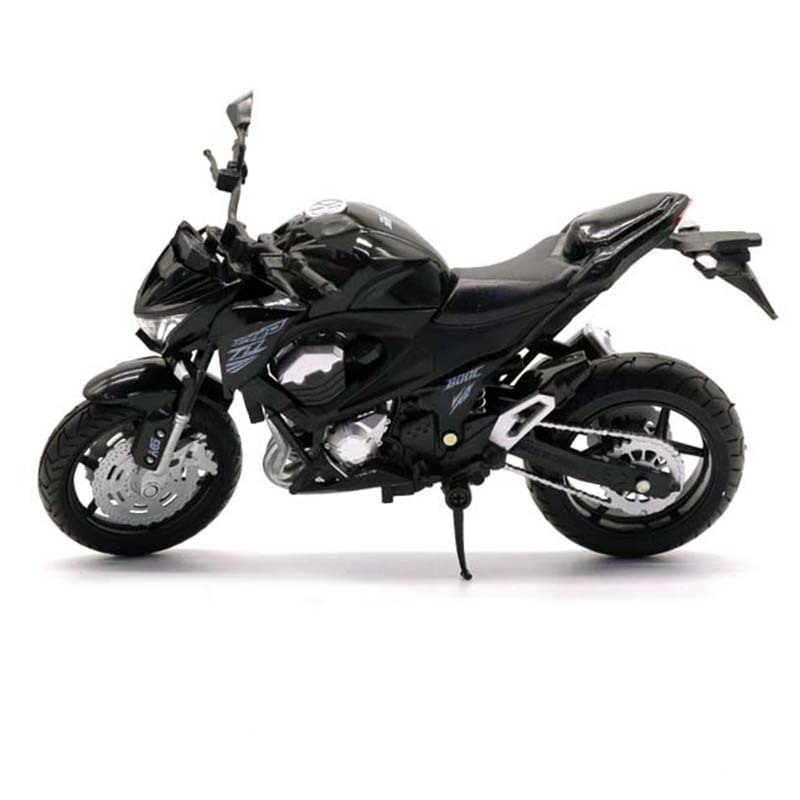 1:12 Kids Alloy Motorcycle Model Toy Motor Bicycle Off Road Mountain Bike Racing Metal Diecast Vehicles Collection Gifts TY0479