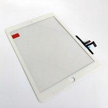 Novo lcd exterior para ipad ar 1 ipad 5 a1474 a1475 a1476 tela de toque digitador vidro da frente display toque substituição do painel