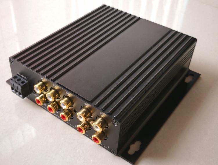 Preamplification of automobile power amplifier OPA2604AU HIFI Automotive preamplifier car preamp|Amplifier| |  - title=
