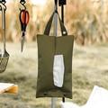 Outdoor Camping Tissue Abdeckung Bad Home Küche Wc Papier Hängen Taschen Camping Tragbare Outdoor Elemente