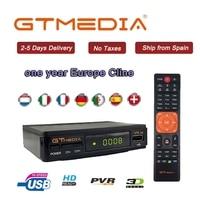 עבור dvb GTmedia V7s HD טלוויזיה יבשתית מקלט DVB-T2 / S2 H.265 תמיכה HDMI USB WIFI 2.4G 5G עבור V7 freesat עם 7 הדרדרות cccam אירופה (1)