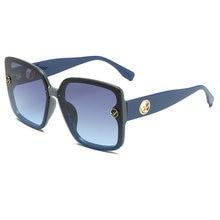 2020 Новые поляризованные Квадратные Солнцезащитные очки квадратные