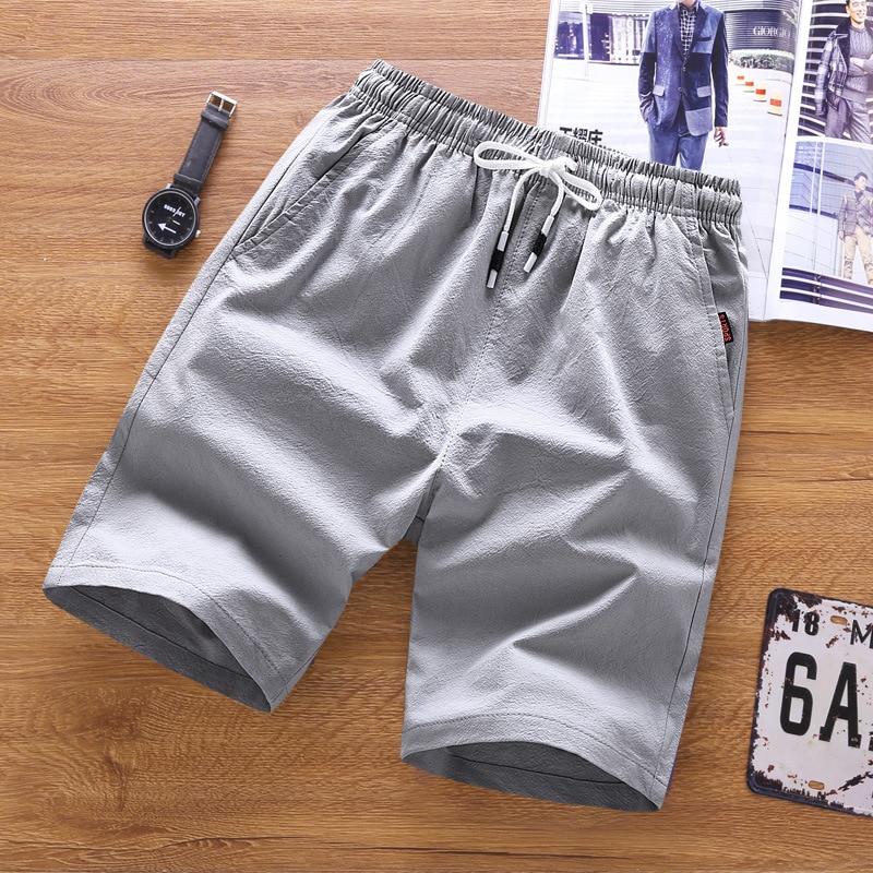 2020 Summer Men shorts New Cotton Colorful Shorts Man Sweatpants Male plus size Pants