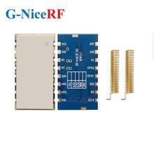 Rf-Receiver-Module SI4463 433mhz FSK 2pcs/Lot 1W Wireless
