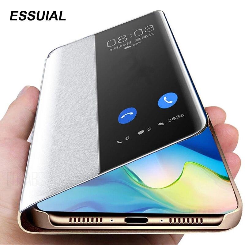Smart View Phone Case For Samsung A50 A51 A10 A20 A30 A40 A70 A71 A10s S10 S8 S9 Plus Note 10 Pro 8 9 A6 Plus A7 A9 2018 Cover 1