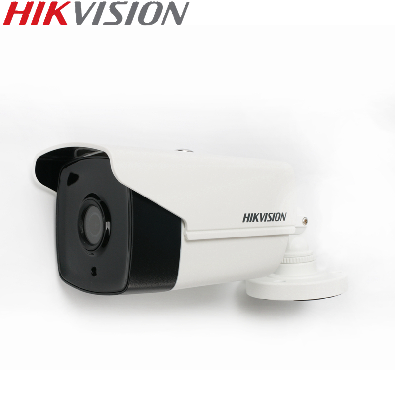 HIKVISION DS-2CE16D8T-ITF Turbo HD 1080P 2MP Ultra Low Light Bullet Security Camera Switchable TVI/AHD/CVI/CVB IP67 Waterproof