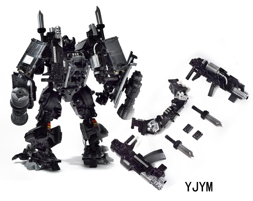 Transformers toy DNA DK-12 Upgrade Kits for For MPM06 MPM-06 Ironhide in stock