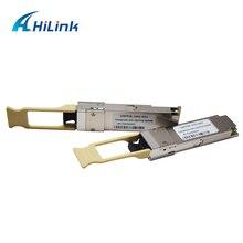 Ücretsiz kargo yüksek kalite QSFP28 100G SR4 MPO konektörü 850nm veri merkezi alıcı verici