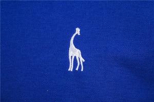 Image 4 - Dropshipping NEGIZBER 3 ชิ้น/ล็อตผ้าฝ้ายโปโลผู้ชายแฟชั่นกวางเย็บปักถักร้อยเสื้อโปโลผู้ชาย Casual Business Mens POLO ยีราฟขนาดใหญ่