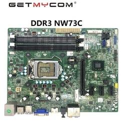 Getmycom For Dell 8500 dp/n: 0NW73C LGA1155 H77 DH77M01 DDR3 NW73C Original Used motherboard Pre-shipment test