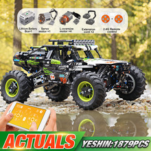 Car-Toys Building-Blocks Bricks Kids Gifts Technic Rc Buggy Yeshin Compatible APP