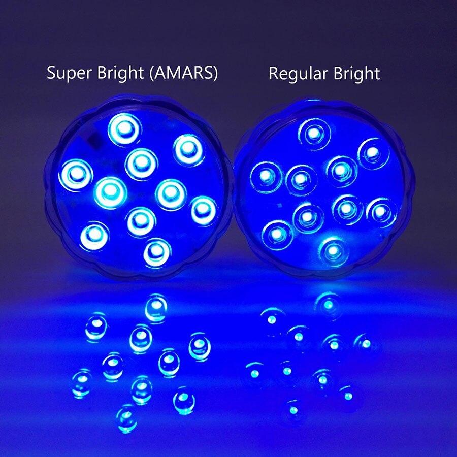 Lâmpada com controle remoto rgb, luz noturna