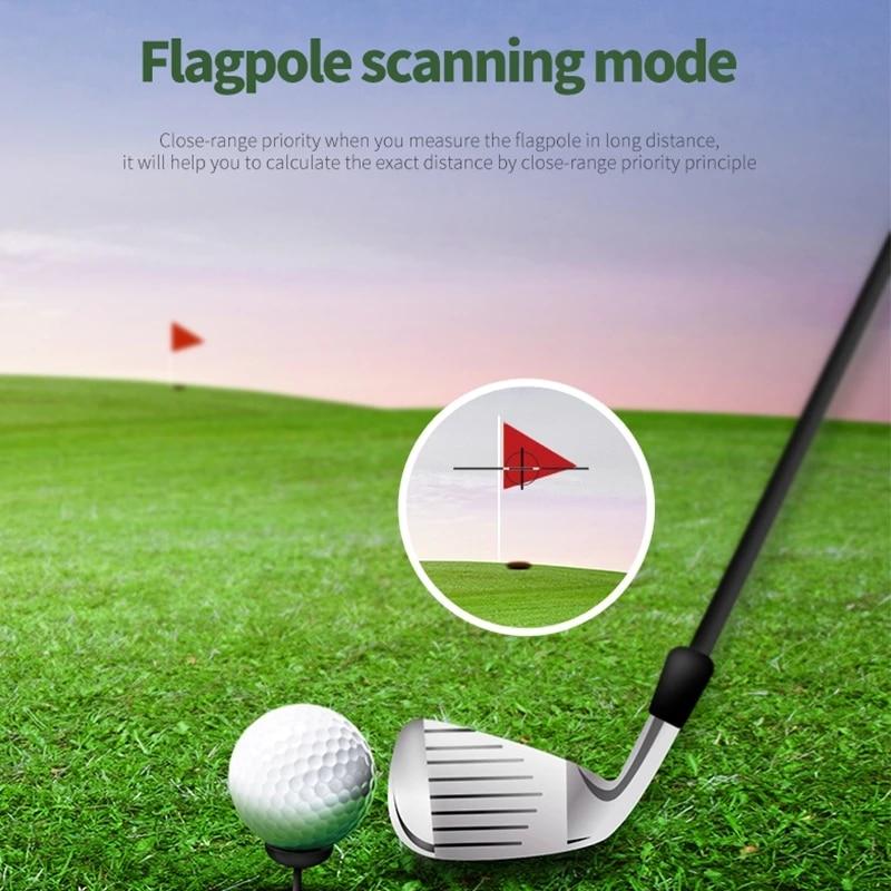 Tools : ARTBULL Laser rangefinder 1000M Golf range finder with Slope Flag-Lock slope pin  Laser Distance meter for Hunting
