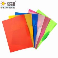 A4 File Folder Clip Folder Easy File Folder A4 Paper Folder W225*L310mm (8.86 * 12.20)(6PCS)