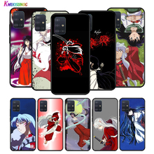 Silicone Soft Cover Japan Anime Inuyasha for Huawei P40 P30 P20 Lite E Pro P Smart Z Plus 2019 P10 P9 Lite Phone Case cool japan jdm sports car comic phone case for huawei p40 p30 p20 p10 mate 10 20 30 lite pro p smart z plus 2019 cover shell co