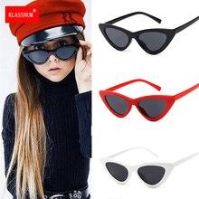 1 шт., детские солнцезащитные очки «кошачий глаз»