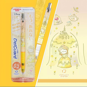 Image 5 - חדש מוגבל יפני עיפרון זברה Delguard נסיכה חמוד מכאני עיפרון 0.5 מכתבים ניסוח עיפרון