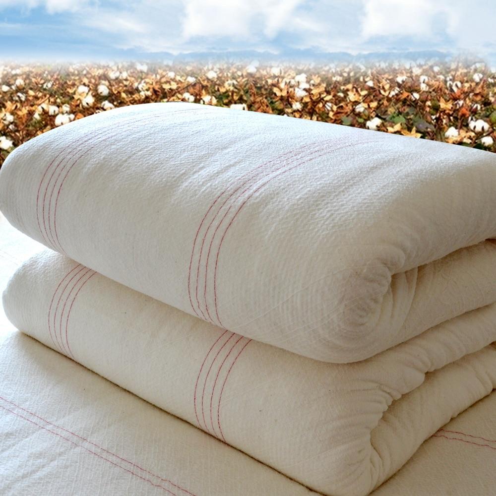 Xinjiang long-staple cotton quilted quilt duvet comforter