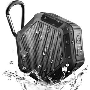 Image 2 - 充電式ミニポータブルアウトドアスポーツワイヤレスIP67防水のbluetooth 4.2 + edrスピーカーシャワー自転車スピーカー