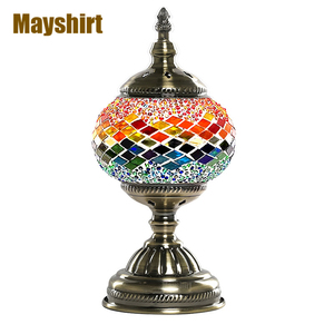 Turkish Mosaic Table Lamp Medi