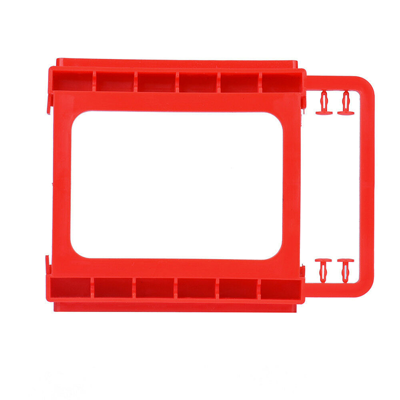 2.5 Inch To 3.5 Inch SSD HDD Mounting Bracket Adapter 2.5