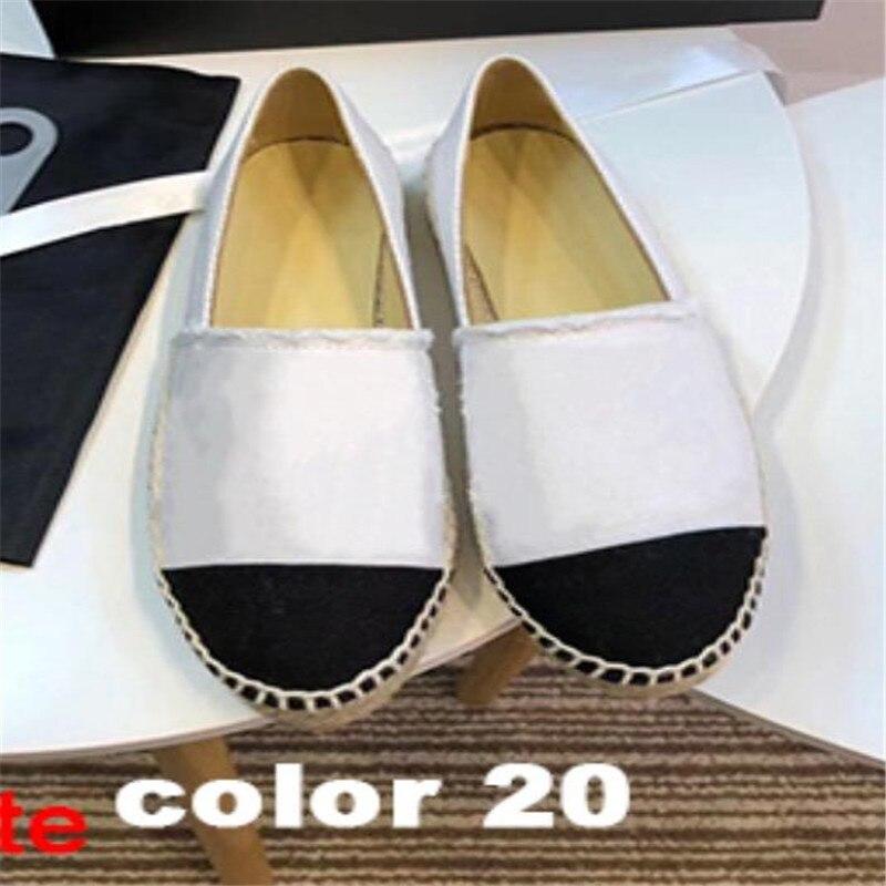 Mocassins boca rasa deslizamento em apartamentos de tricô macio para mulheres moda confortável couro genuíno sapato feminino Size35 42 - 5