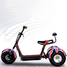 Adult harley 60V 20AH Electric bike 1000W electric motorcycle Brushless Motor electric scooter my1020 upgraded brushless motor bm1109 bike motor 60v 1800w electric atv electric bicycle electric motorcycle modified dc motor