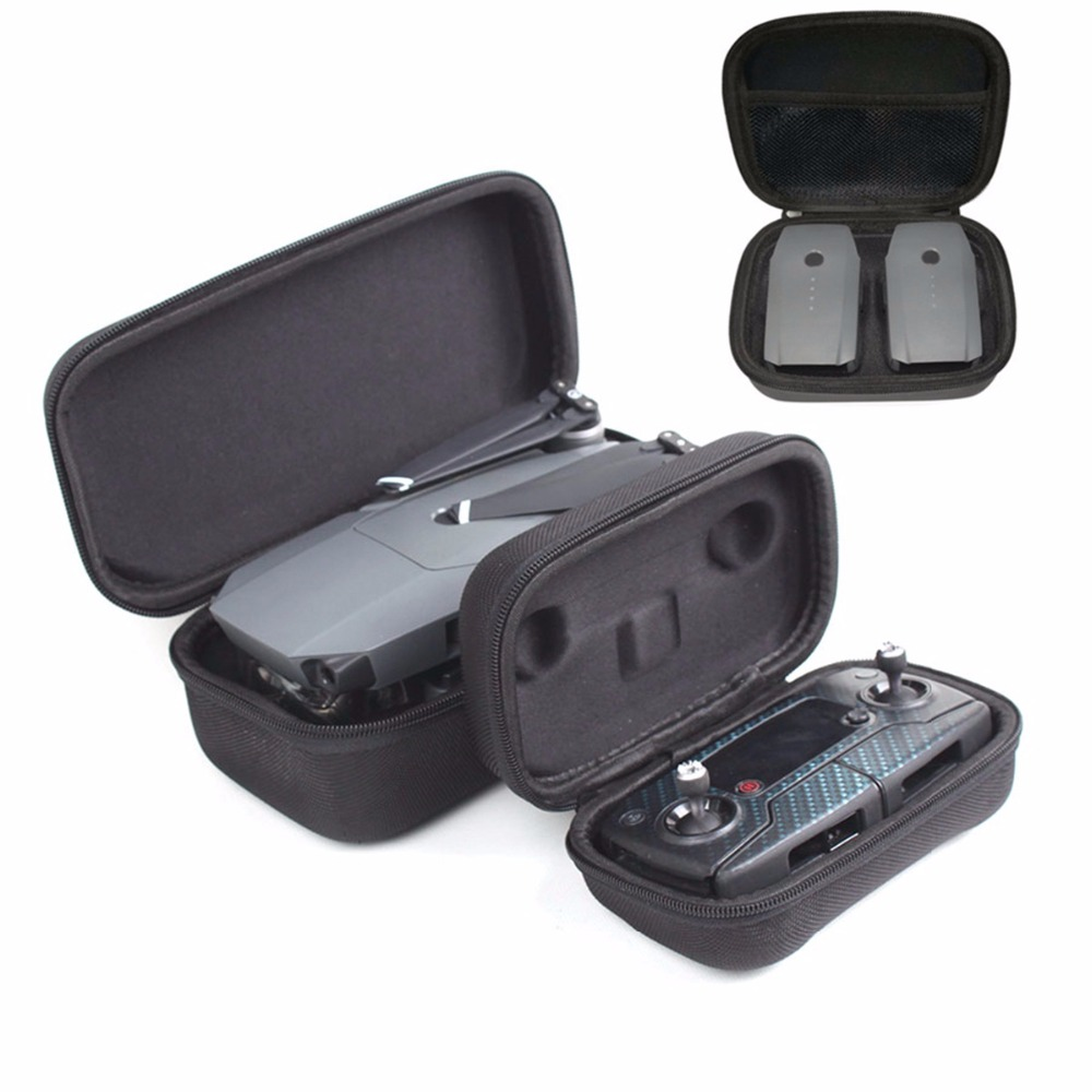 Drone Body Remote Controller Storage Box Carrying Case Battery Safe Box For DJI Mavic Pro Drone Travel Protector Bag Spare Parts