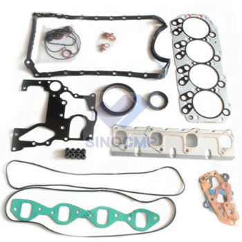 4JH1 4JH1T 4JH1TC Overhauling Gasket Set For 3.0L  NKR77 Pickup Truck 5-87815201-1 5-87815202-0 8-97259602-0