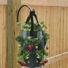Мешок для выращивания растений на открытом воздухе многоразовый
