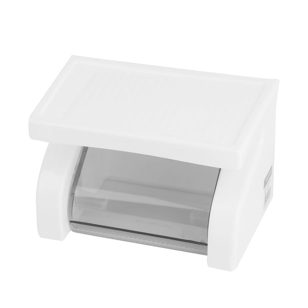 Портативный настенный водонепроницаемый пластиковый держатель для туалетной бумаги держатель для салфеток Держатель для рулонной бумаги коробка аксессуары для ванной комнаты распродажа Держатели бумаги      АлиЭкспресс