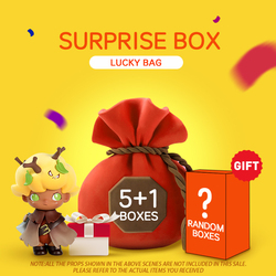 POP MART Gelegentliche Dimoo Überraschung Glück Box Serie Blind Box Puppe Binary Action Figure Geburtstag Geschenk Kid Spielzeug freies verschiffen