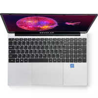 15.6 Polegada intel core i7 8 gb ram 256 gb 512 gb 1 tb ssd windows 10 computador portátil de negócios da escola em casa notebook computador jogos